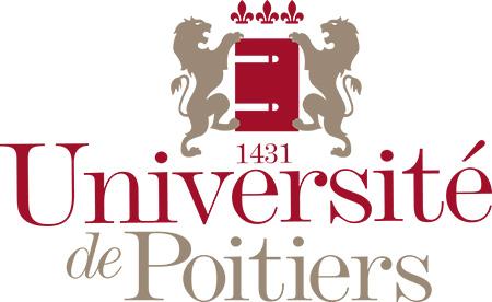 Université de Poitiers logo